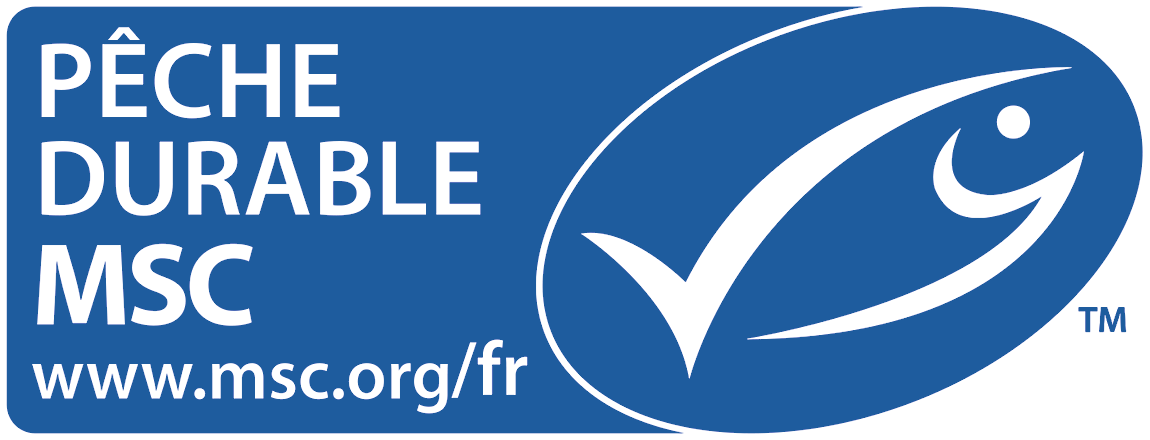 Logo MSC Pêche Durable Nautilus