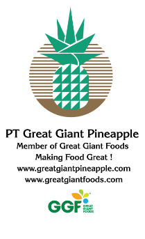logo pt great giant pineapple